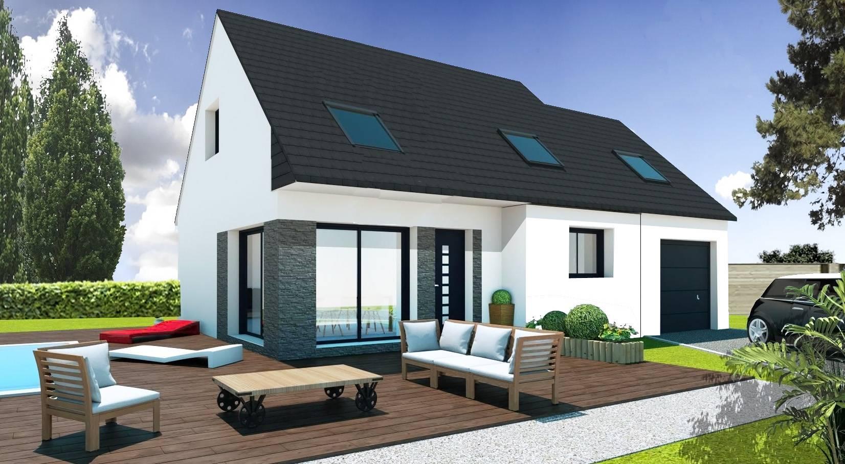 Investir dans une maison neuve maisons pep 39 s for Prix du m2 construction maison individuelle