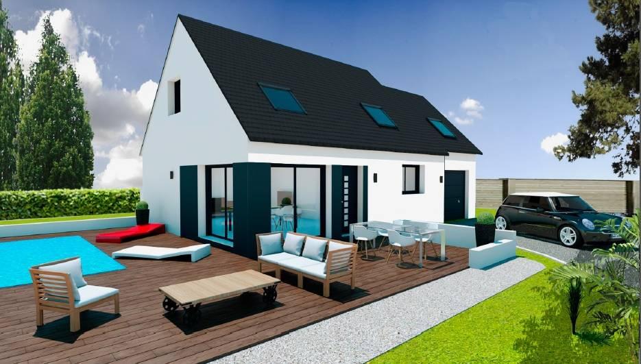 construction maison pas cher bretagne sud maisons pep 39 s. Black Bedroom Furniture Sets. Home Design Ideas