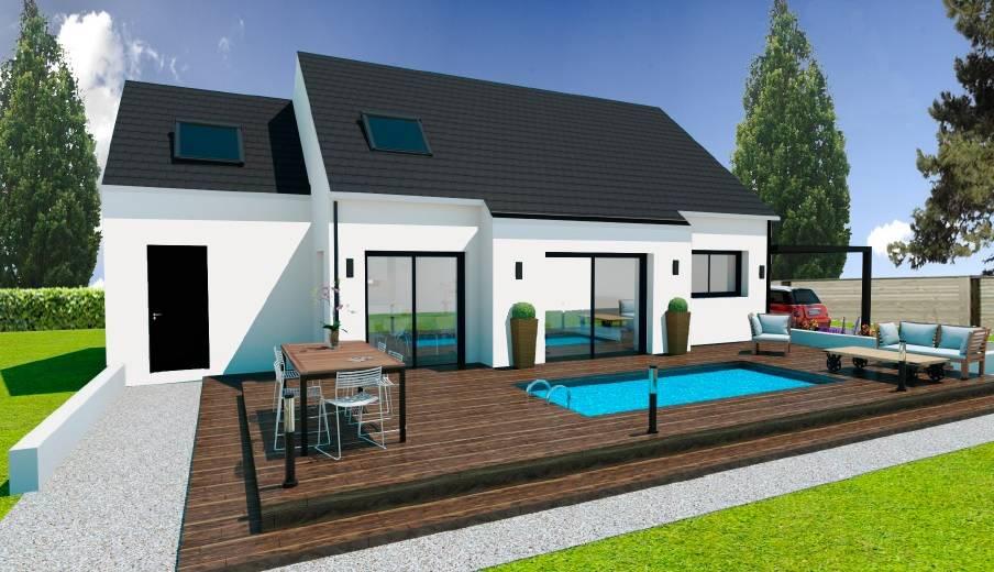 Construction maison pas cher bretagne sud maisons pep 39 s for Maison 4 chambres