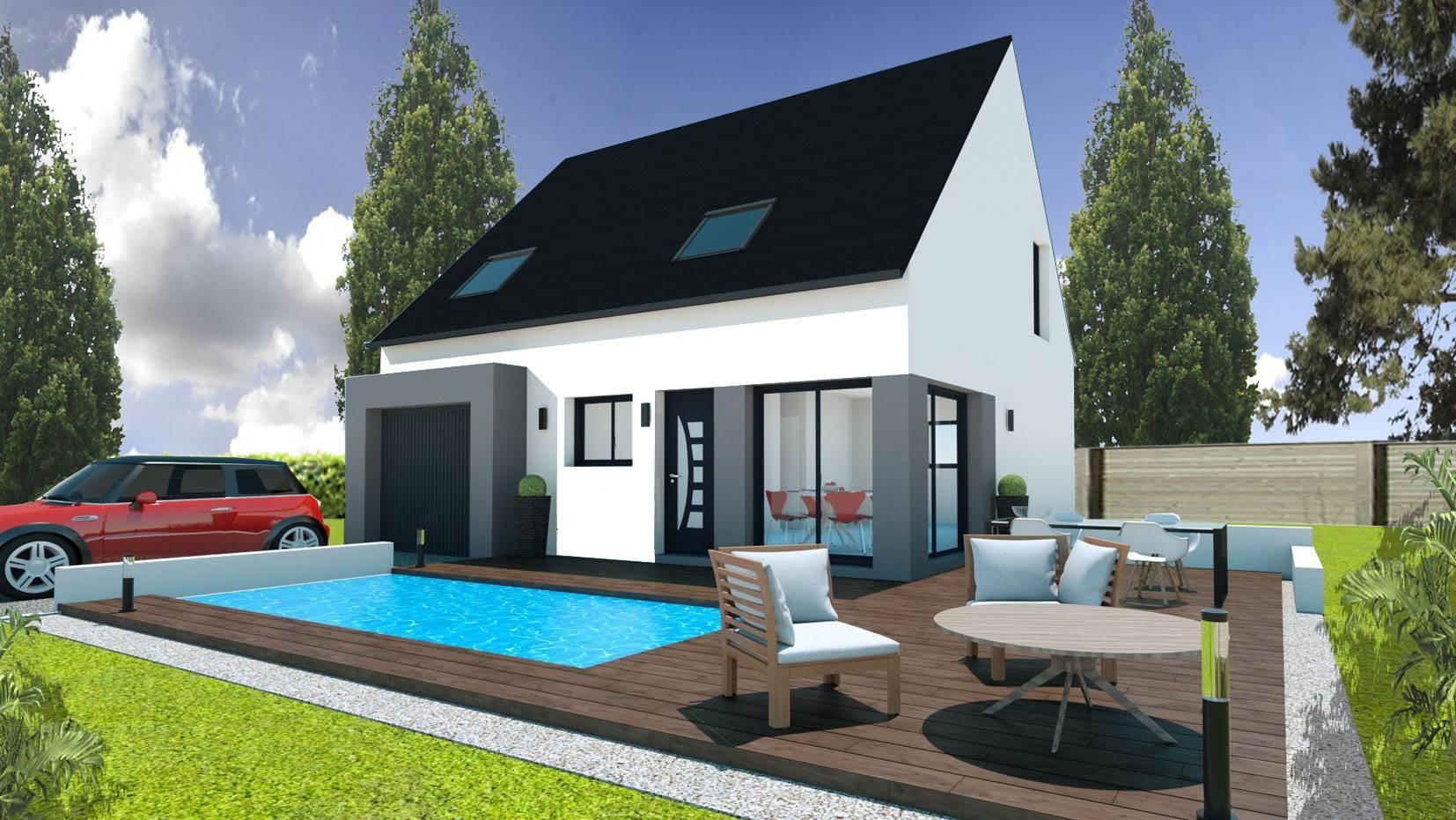 construction maison pas chere bretagne ventana blog. Black Bedroom Furniture Sets. Home Design Ideas