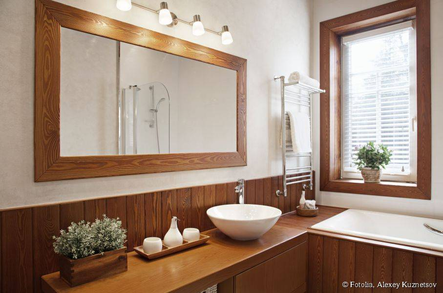 Awesome Luminaire Salle De Bain Miroir Pictures - Amazing House ...
