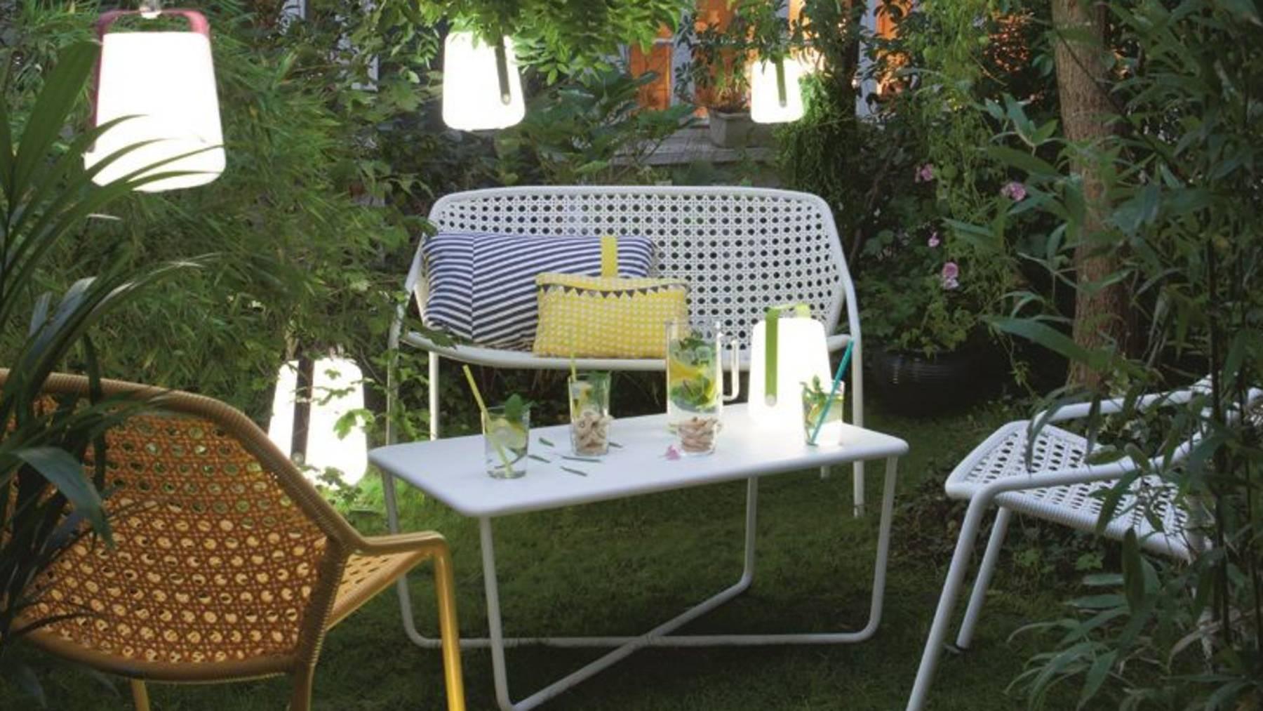 quel eclairage pour mon jardin maisons pep 39 s. Black Bedroom Furniture Sets. Home Design Ideas
