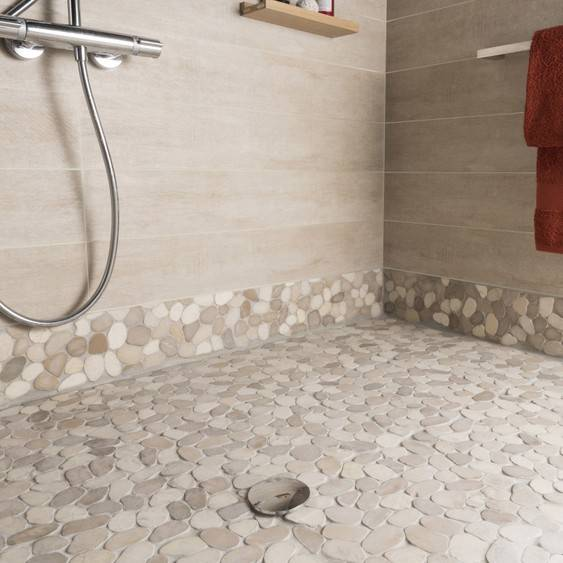 Galets Sol Douche Italienne Maisons Peps Maisons Pep S